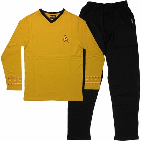 Star Trek Command Pajama Set