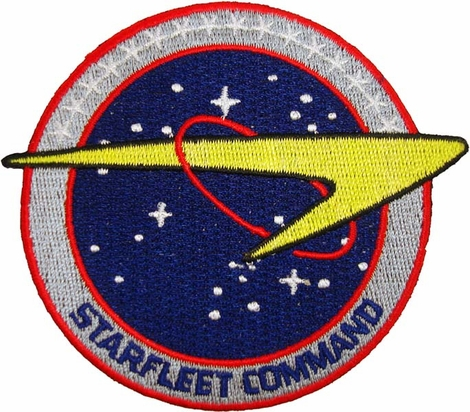 Star Trek Command Patch