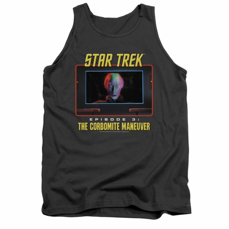 Star Trek Corbomite Maneuver Tank Top