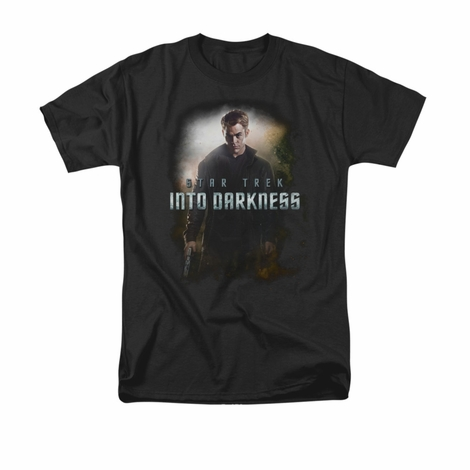 Star Trek Darkness Kirk T Shirt