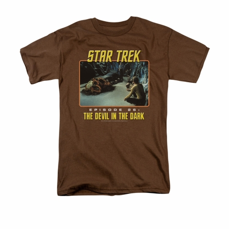 Star Trek Devil in the Dark T Shirt