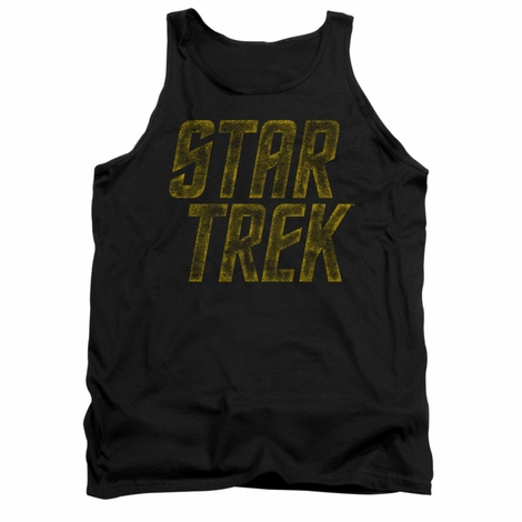 Star Trek Distressed Logo Tank Top