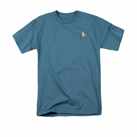 Star Trek DS9 Science T Shirt