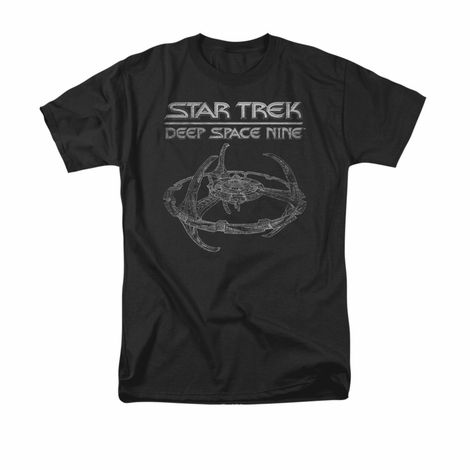 Star Trek DS9 Station T Shirt