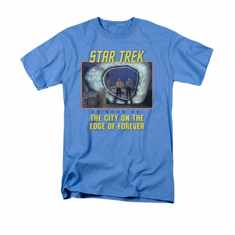 Star Trek Edge of Forever T Shirt