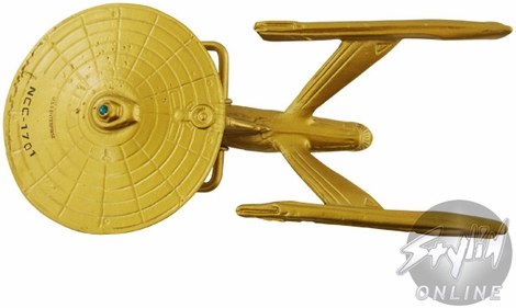 Star Trek Enterprise Belt Buckle