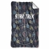 Star Trek Enterprise Crew Fleece Blanket