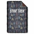 Star Trek Enterprise Crew Throw Blanket