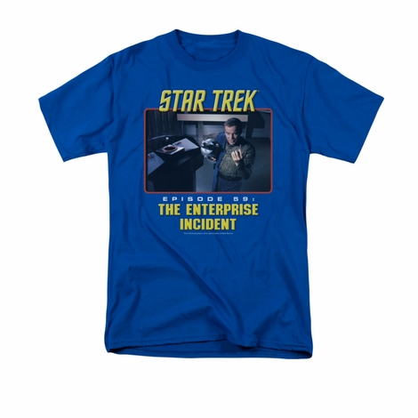 Star Trek Enterprise Incident T Shirt