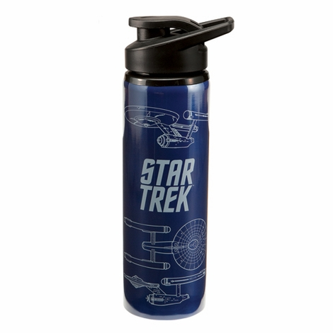 Star Trek Enterprise Water Bottle