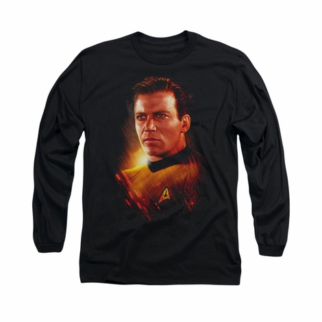 Star Trek Epic Kirk Long Sleeve T Shirt