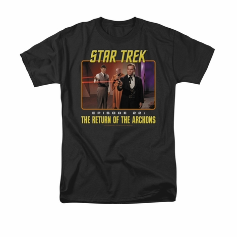 Star Trek Episode 22 T Shirt
