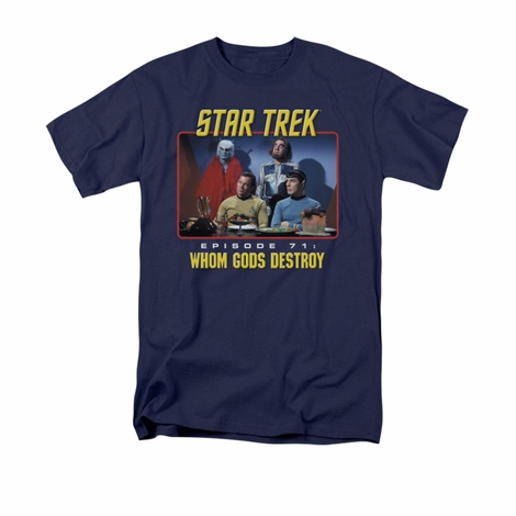 Star Trek Episode 71 T Shirt