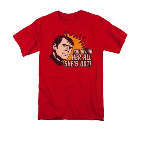 Star Trek Everything T Shirt