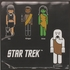 Star Trek Family Car Decal Set