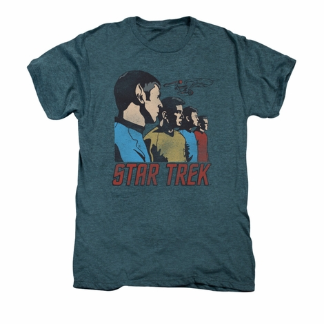 Star Trek Federation Men Premium T Shirt