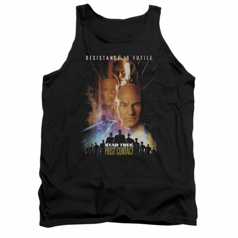 Star Trek First Contact Tank Top