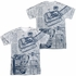 Star Trek Gadgets FB Sublimated T Shirt