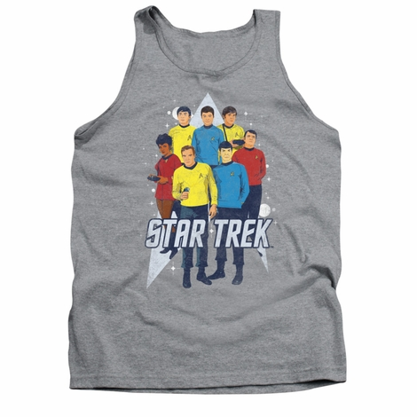Star Trek Here Here Tank Top