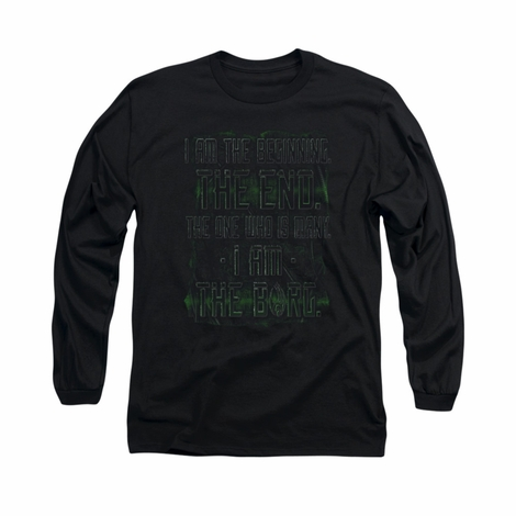 Star Trek I Am the Borg Long Sleeve T Shirt