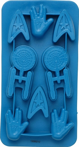 Star Trek Iconic Ice Cube Tray