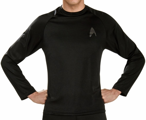 Star Trek Into Darkness Off Duty Costume Shirt