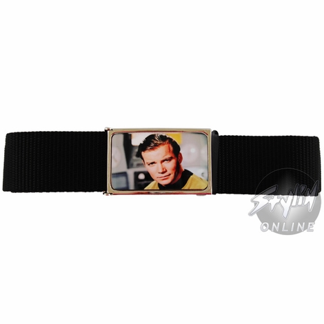 Star Trek Kirk Portrait Belt
