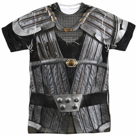 Star Trek Klingon Uniform Sublimated T Shirt