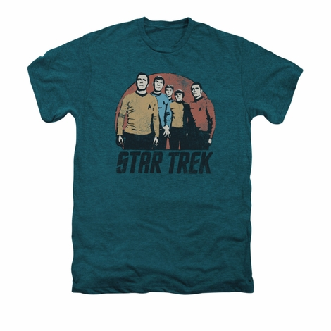 Star Trek Landing Party Premium T Shirt