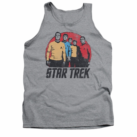 Star Trek Landing Party Tank Top