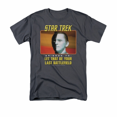 Star Trek Last Battlefield T Shirt