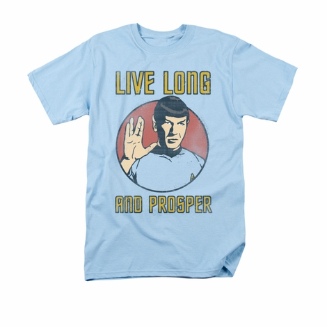 Star Trek Long Life T Shirt