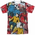Star Trek Long Panel Sublimated T Shirt