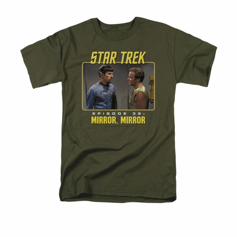 Star Trek Mirror Mirror T Shirt