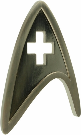 Star Trek Modern Medical Badge Pin