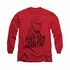 Star Trek My Wrath Long Sleeve T Shirt