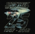 Star Trek Next Generation 25 Years T Shirt