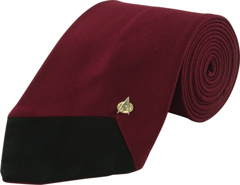 Star Trek Next Generation Command Tie
