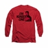 Star Trek Number One Long Sleeve T Shirt