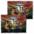 Star Trek Original Crew FB Pillow Case