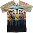 Star Trek Original Crew Sublimated T Shirt