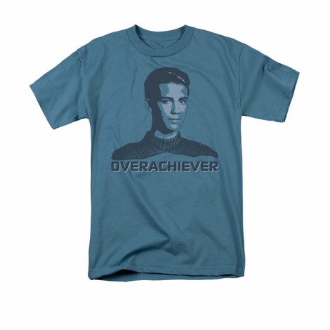 Star Trek Overachiever T Shirt