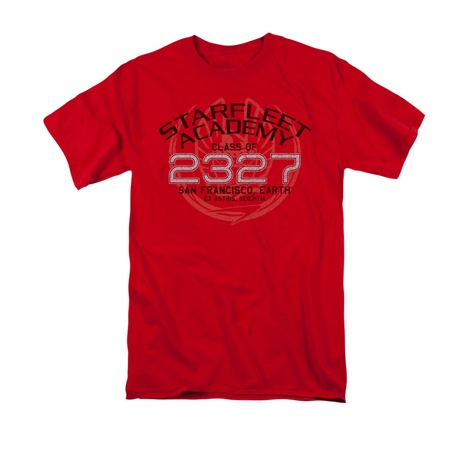 Star Trek Picard Graduation T Shirt
