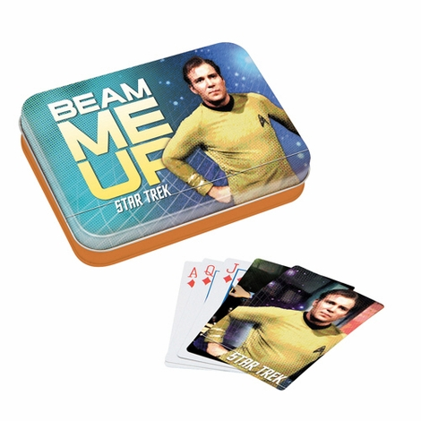 Star Trek Playing Card Set