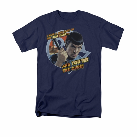 Star Trek Pon Farr T Shirt