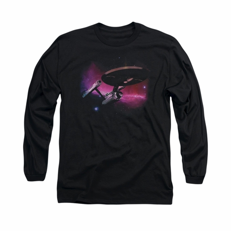 Star Trek Prime Directive Long Sleeve T Shirt