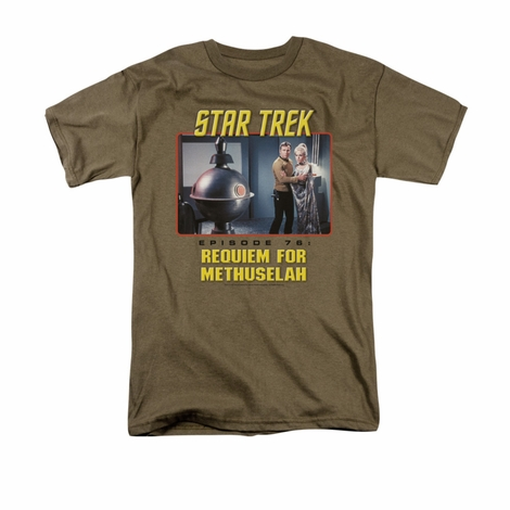 Star Trek Requiem Methuselah T Shirt