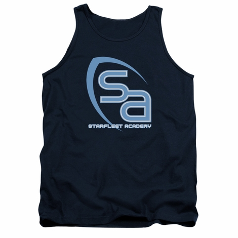 Star Trek SA Logo Tank Top