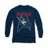 Star Trek Ship Symbol Long Sleeve T Shirt