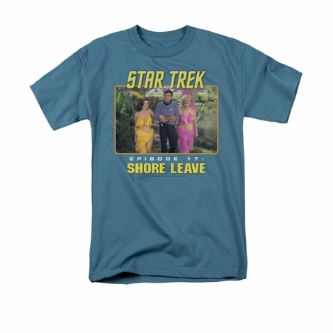 Star Trek Shore Leave T Shirt